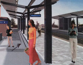 Sanierung des Weilheimer Bahnhofs